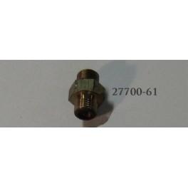 27700-61 Harley Topper main mixture screw gland