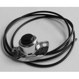 70125-59 Harley Topper Horn Switch and Cable Assembly