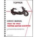 99490-60 Harley Topper Service Manual