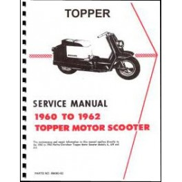 99490-60 Harley Topper Service Manual
