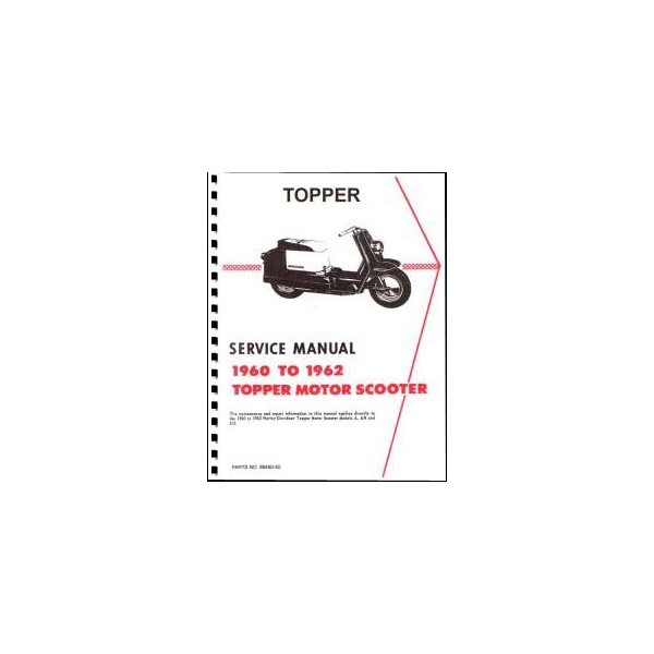 99490 60 harley topper service manual topper store for 99490