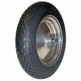 4.00 X 12 Harley Topper Black Wall Tire