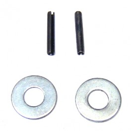 Harley Topper replacement 601 pins and 6312W shim washers