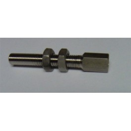 Harley Topper 45161-51A lockout adjusting screw with nut