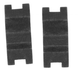29539-55 harley topper magneto cable grommets