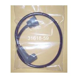 31618-59 Harley Topper Sparkplug wire.