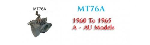 Tillotson MT76A Carburetor A & AU Models